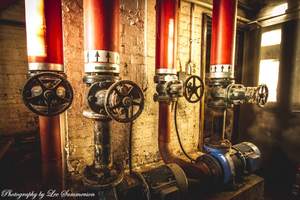 Pumps and Valves by leesummerson