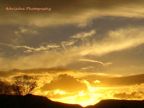 Sunset in Sedona, Arizona, USA by SvetAriadne