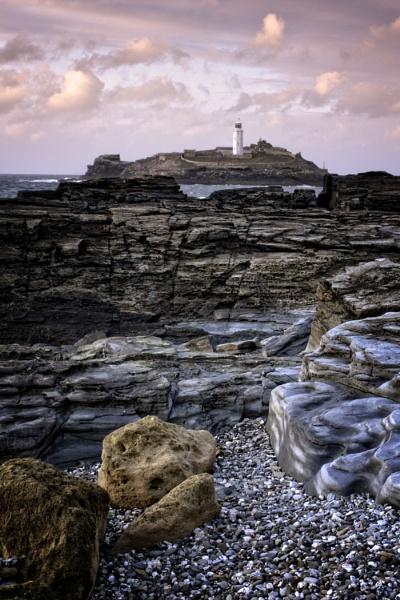 Godrevy Lighthouse by ptoshea