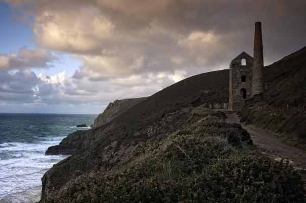 Wheal Coates, Cornwall by ptoshea