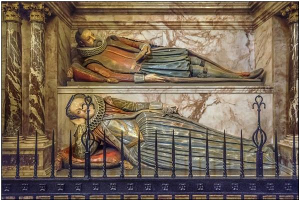 Truro Cathedral interior by TrevBatWCC