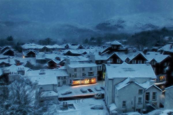 Ambleside In Winter by Rorymac