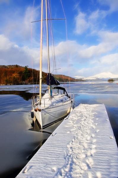 Winter Windermere by Rorymac