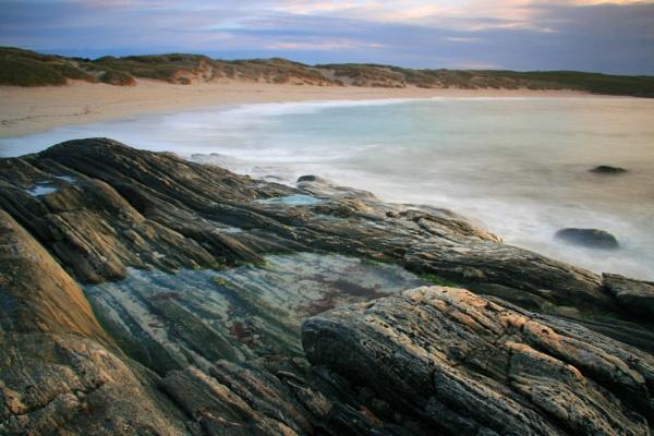 Hosta Beach by jdgrimsay