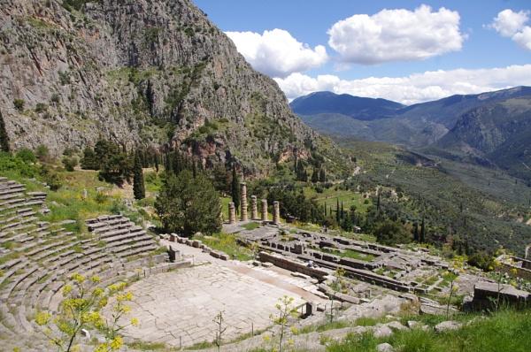 Delphi Theatre by TheAviator