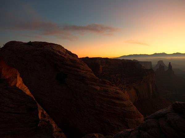 Mesa Sunrsise by mlseawell