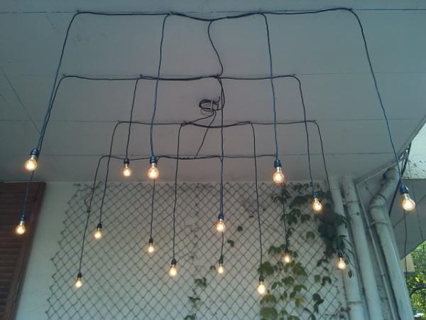 Light installation by kinkhab