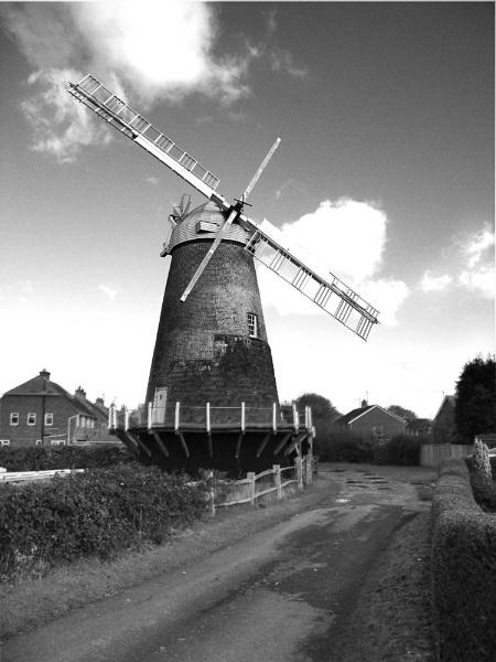 Polgate Mill by versa310
