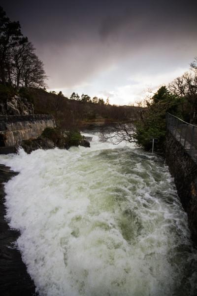 Morar Water Falls by Ashley102