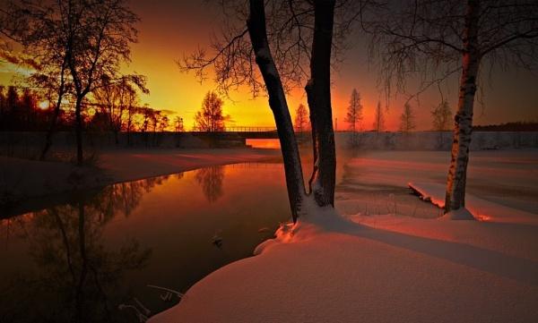 Winters light... by Jou©o