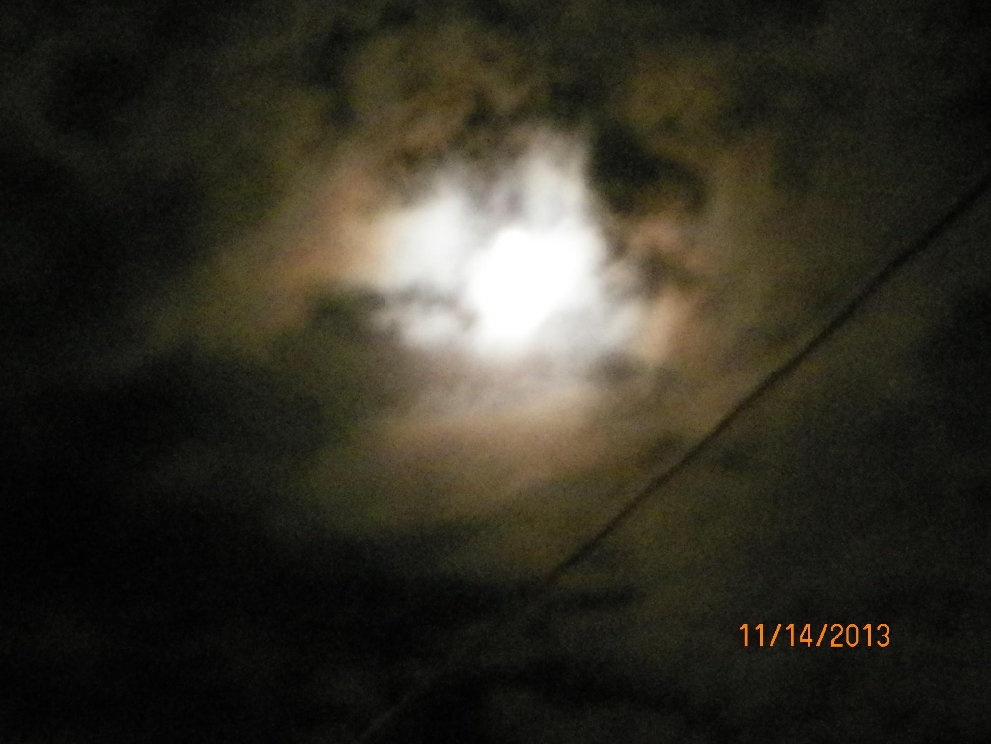 Texas Moon