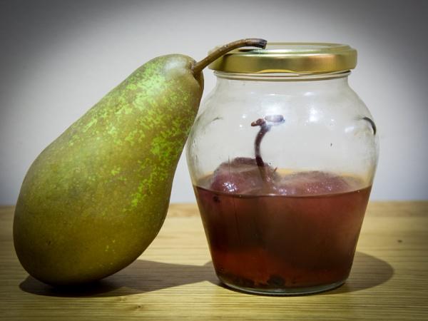 Sad Pear by Stevetheroofer