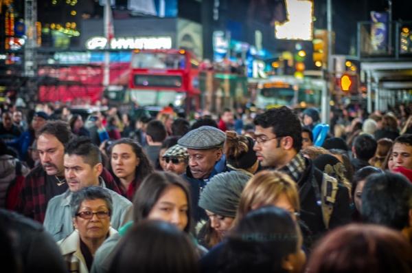 Times Square by gajewski