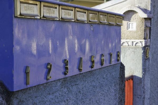 mail box by serumeiro