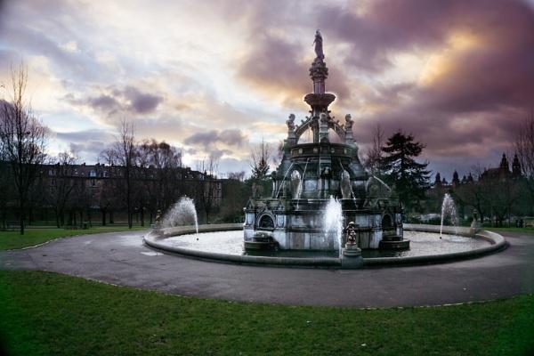 Kelvingrove Park by millaross