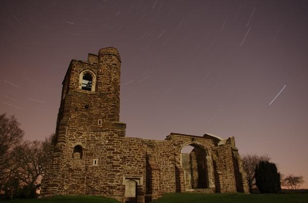 Clophill Church by blakeyguin