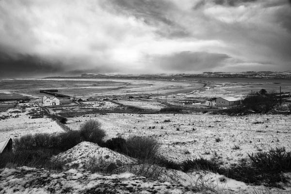Magheroarty Snowscape by KathyT