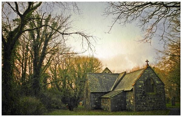 Llanychaer Church by Vince52