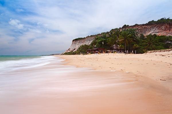 Falesias - Porto Seguro - BA - Brazil by luizdasilva