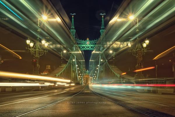 Bridges and Trams by llareggub