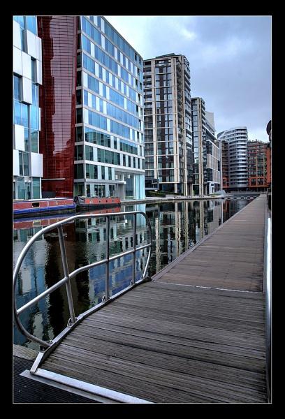 The Walk - Paddington Basin by Snapper_T