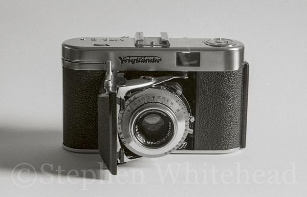 Voigtlander Vito IIa by WstepheN