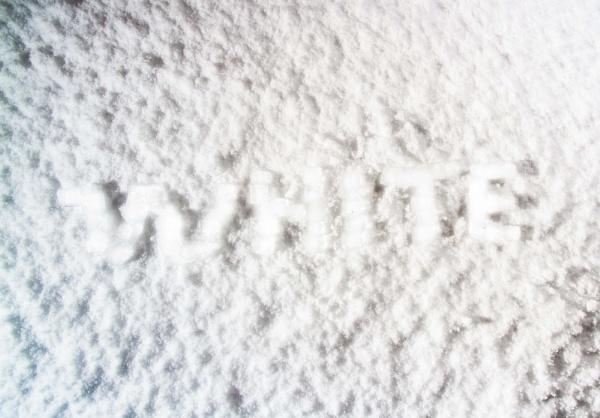 White Snow by Dingus