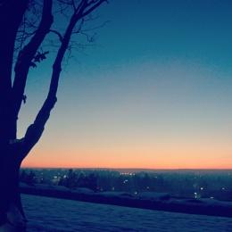 Deutschland's Sunset
