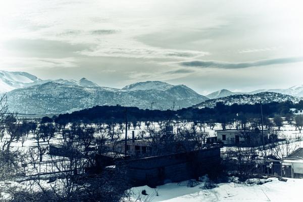 Lasithi plateau by derrymaine