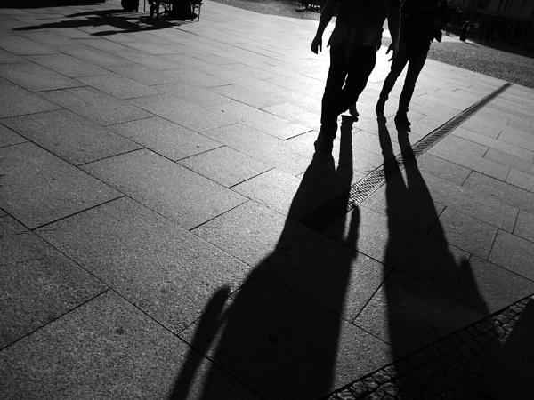 a touch of shadows by Sladjana71