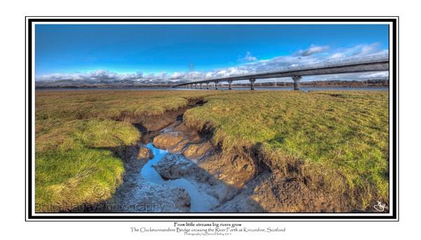 From Little streams Big rivers Grow by MunroWalker