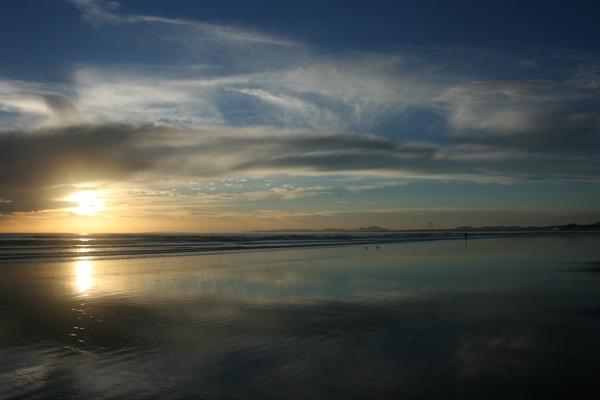 Sun going down by IreneClarke