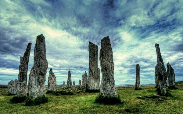 Callanish Stones by photododger