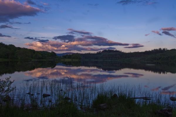 Loch Achray by bmurray