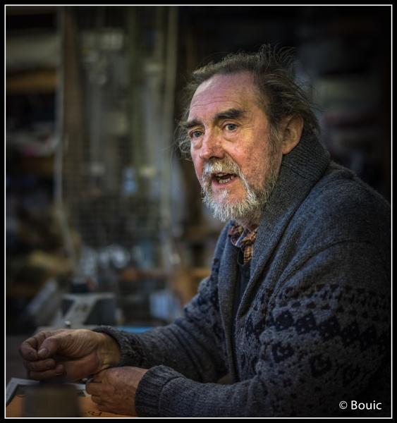 Helmshore Weaver by bouic
