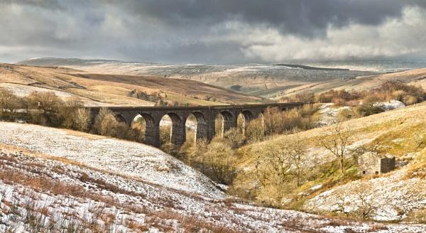 Winter at Dent Head by YorkshireSam