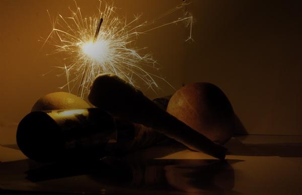 Sparkler by Doug1