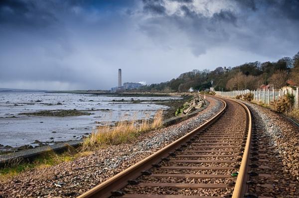Culross Railway by widtink