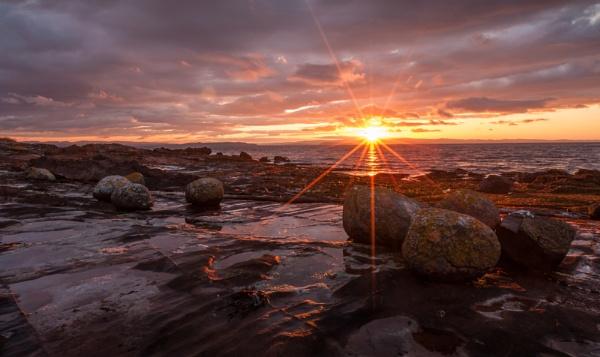Pirates Cove... by Scottishlandscapes