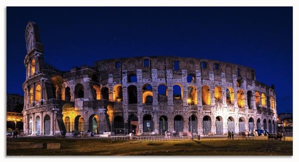 Colosseum by fargon