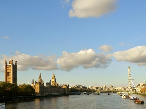 London Landmarks. by GPC