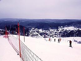 Hills in Vilnius