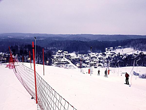 Hills in Vilnius by kazeva