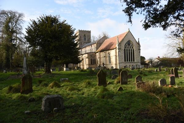 Cotton church by StuartAt