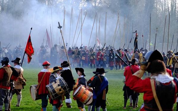 The Battle of Nantwich by Andysnapper