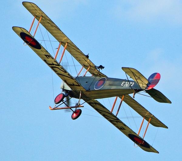 Bi-Plane by telstar500