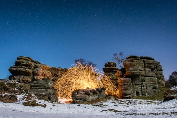 Brimham Rocks by Philo