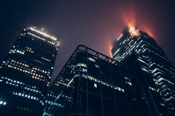 Canary Wharf, London by JaHa