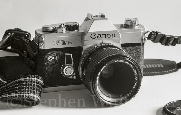 Canon FTb by WstepheN