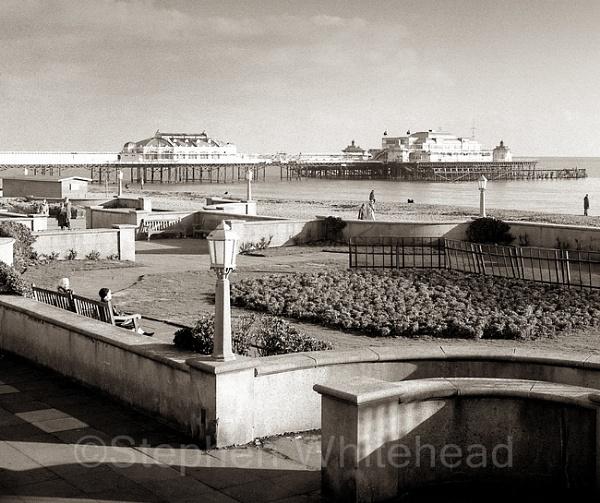 West Pier, Brighton by WstepheN